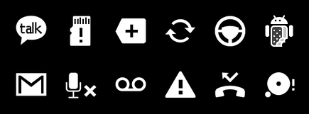 Status Bar Icons | Android Developers