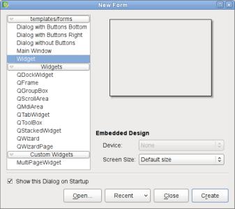 Qt 4 8: The New Qt Designer